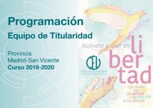 Programación 2019-2020